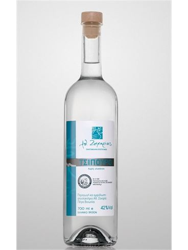 Muses Estate Organic Tsipouro without anise