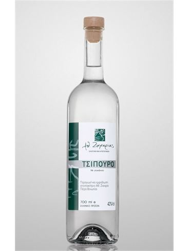 Muses Estate Tsipouro with Anise