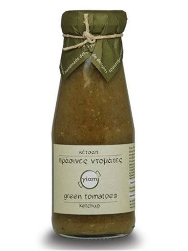 Yiam Green Tomatoes Ketchup