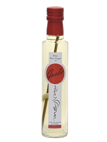 Messino White Vinegar With Garlic