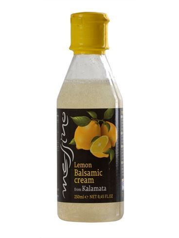 Messino Lemon White Balsamic Cream