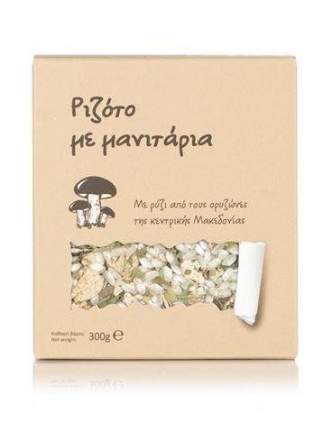 Agrozimi Mushroom Risotto