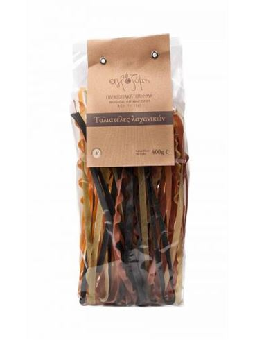 Agrozimi Three Colour Vegetable Tagliatelle