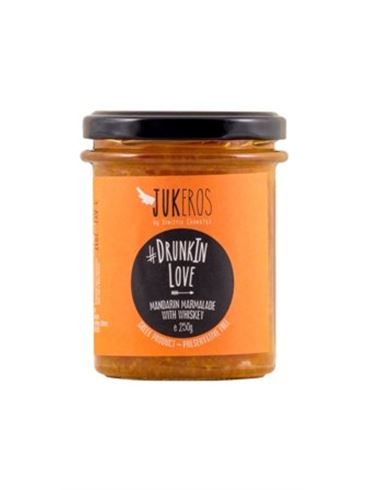Jukeros Clementine Marmalade with Whiskey - Drunk In Love