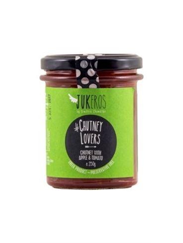 Jukeros Apple and Tomato Chutney -ChutneyLovers