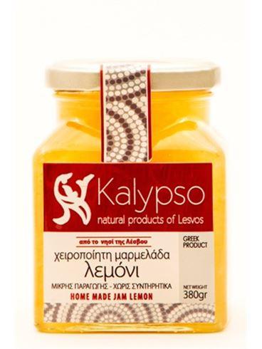 Kalypso Greek Homemade Marmalade with Lemon