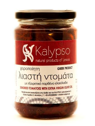 Kalypso Greek Sundried Tomatoes with Extra Virgin Olive Oil