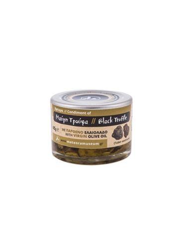 Sliced Black Truffle in Greek Olive Oil