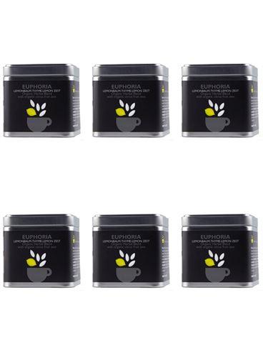 EUPHORIA Cube Thyme-Lemonbalm-Lemon Zest