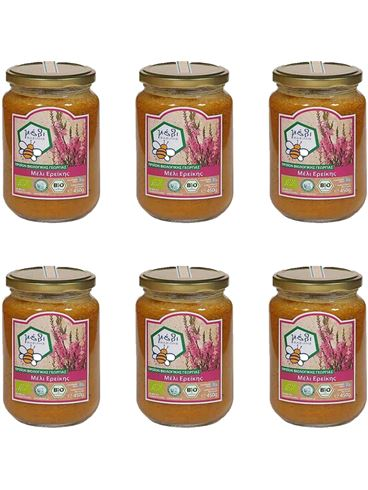 Fasilis Organic Heather Honey from Arcadia