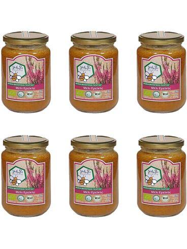Fasilis Organic Heather Honey from Arcadia