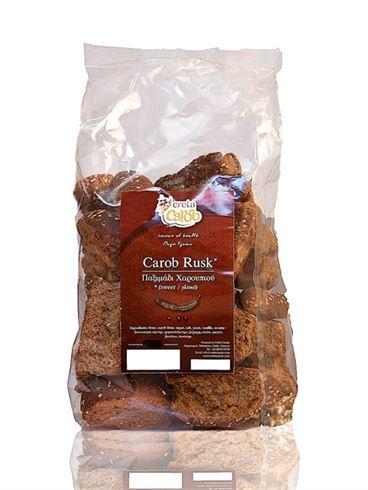 Creta Carob Mini Sweet Rusk