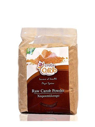 Creta Carob Organic Raw Carob Powder
