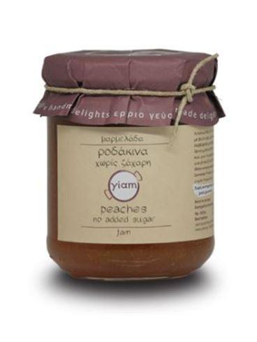 Yiam Peach Jam - Sugar Free