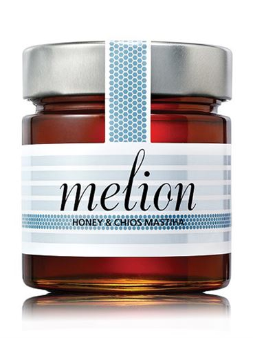 Melion Pure Greek Honey and Chios Mastiha