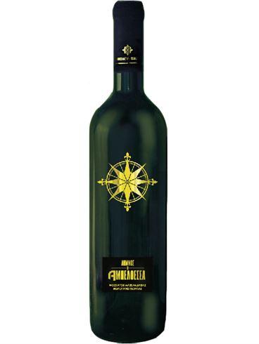 Ambeloessa Limnos Organic Dry White Wine