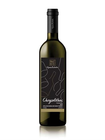 Chrysolithos Dry White Wine