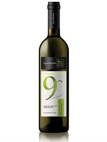 Muses Estate 9 Dry White Wine