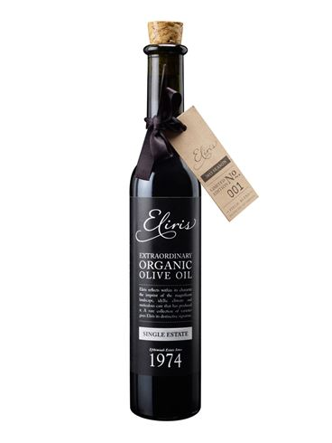 Eliris Extraordinary Organic Olive Oil