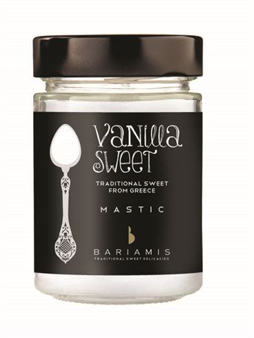 Bariamis Vanilla with Mastic