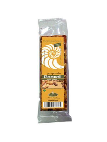 Koxyli Sesame Seed Bar with Pistachios