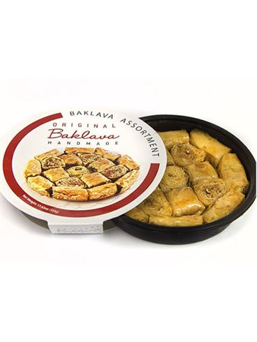 Kolionasios Baklava Assortment Round Τray