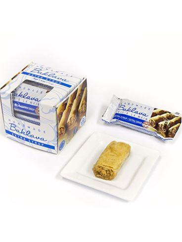 Kolionasios Baklava (Extra Syrup) Individually Wrapped 6 pcs