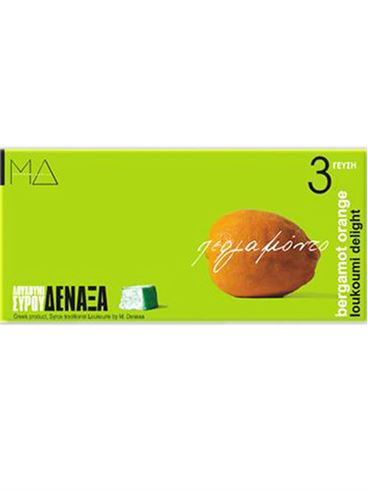 Denaxa Loukoumi with Bergamot Orange