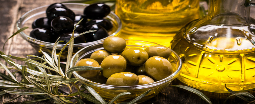 Explore our wide variety of Extra Virgin Greek Olive Oil and Olive products!